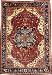 Galerie Girard, Lyon, Tapis anciens, Aubusson, Kilims, Tapisseries, restauration : TAPIS TRADITIONNELS